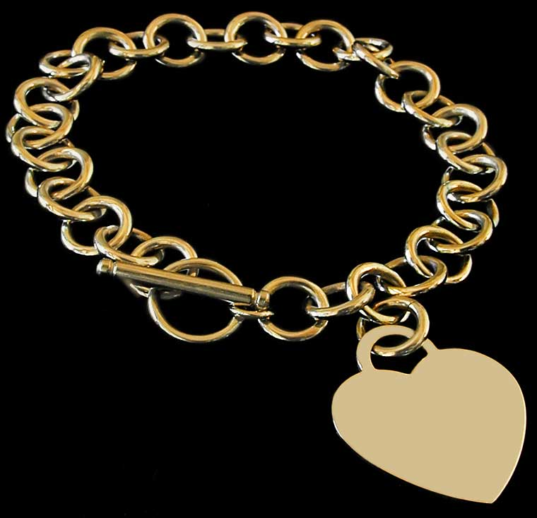 fashion product atelier adult gold love paulin bracelet carat