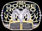 Dodge Rodeo Buckle 3