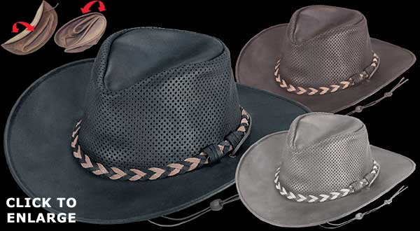 Fold Up Hat Outback