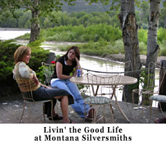 The Good Life at Montana Silversmiths