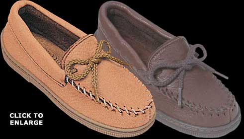 Moose Moccasin, Childs by Minnetonka Moccasin
