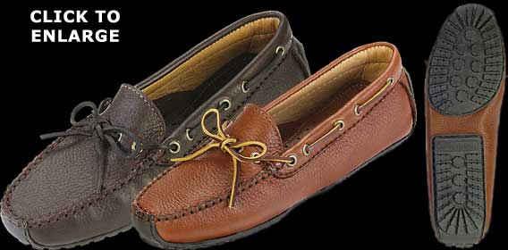 Moosehide Weekend Moccasin