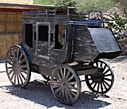 Stagecoach Sculpture - Extra Large