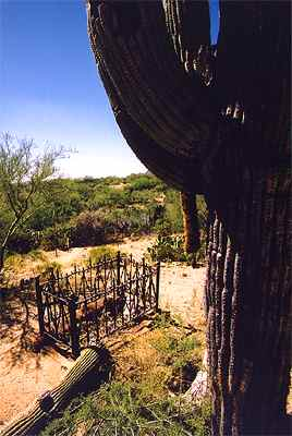 Old West Ghost Town - Congress, Arizona 1