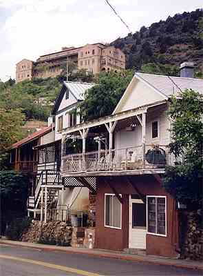 Old west Arizona mining town - Jerome 4