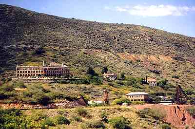 Old west Arizona ghost town - Jerome 6
