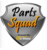 Genuine Mazda Parts:Parts Squad