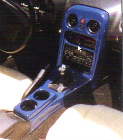 Bluecarbon on 1990 Mazda Miata Cup Holder