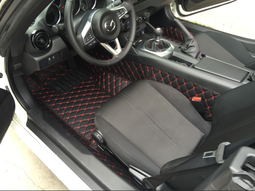 ultimate for the floor mx design premade quilted mazda resource material mats shop
