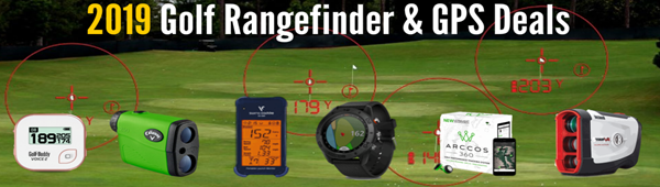 Golf GPS Deals
