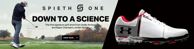 Under Armour Golf Shoes