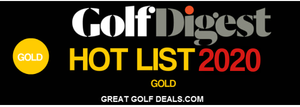 Golf Digest Hot List 2020