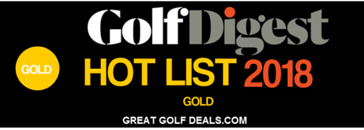 Golf Digest Hot List 2018