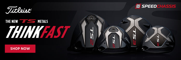 New 2019 Titleist Golf Equipment