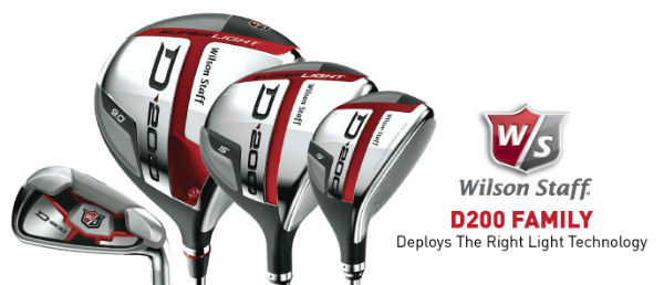 New 2015 Wilson Staff Golf Equipment