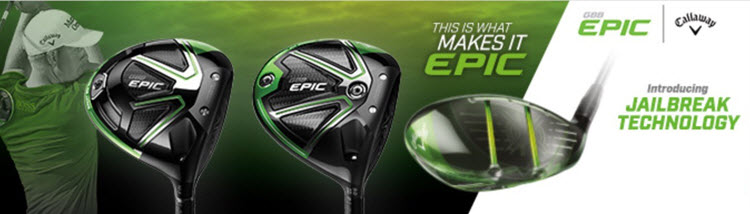 Callaway EPIC Full Set