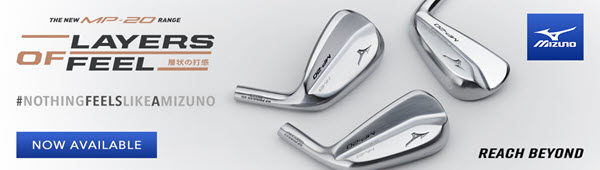 New 2019 Mizuno Golf Equipment
