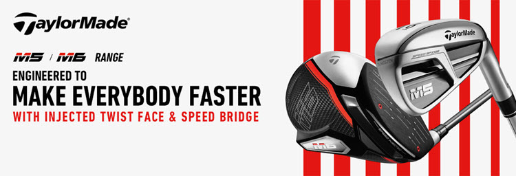 New 2019 TaylorMade M Drivers