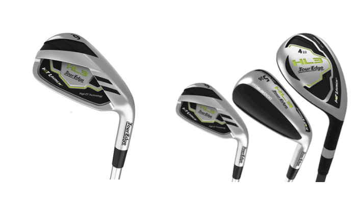 Tour Edge HL 3 Complete Set - 2018 for LESS   Great Golf