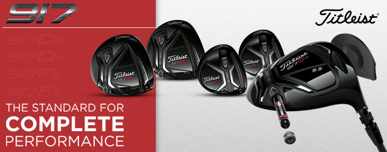 New 2017 Titleist Golf Equipment