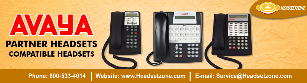 290315ba35e Avaya Partner Headsets