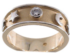 View our Bezel Setting Mens Rings