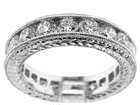 Eternity Style Diamond Anniversary Bands