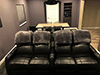 HT Design Belmont Row of 4 Double Loveseat
