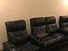 Clark Curved Row of 4 w/ Loveseat & Tray Tables