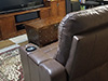 HT Design Southampton Brown Curved Row of 3