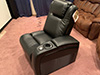 HT Design Sheffield RHF Wedge Arm Recliner