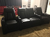 HT Design Somerset Row of 4 Middle Loveseat