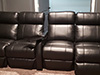 HT Design Warwick Row of 4 Double Loveseat
