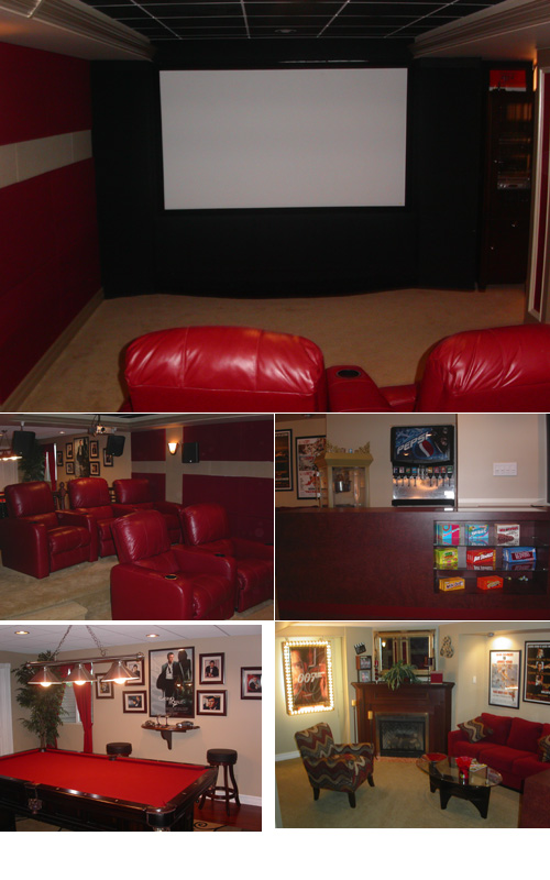 007 home theater