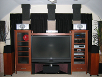 Greg's Home Theater