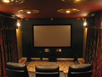 Cinema Paradiso Home Theater Picture