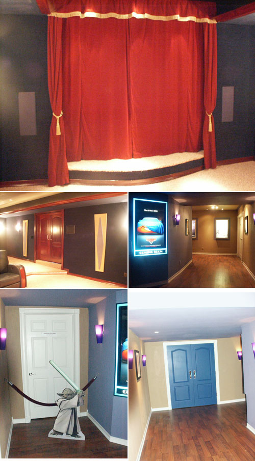 potter home theater picture
