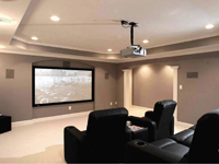 Radike Home Cinema Picture