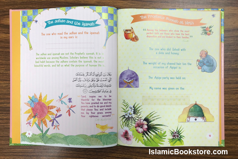 Muslim Baby Book For Girls Goodword