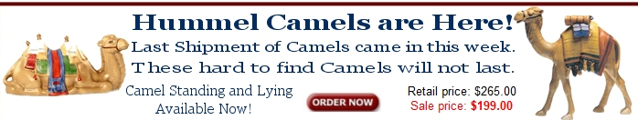 Camels Standing and Lying Now Available!