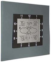 La Crosse Technology WS8010UA Giant Wireless Weather Station with Forecast and Atomic Clock
