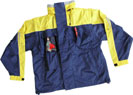 Float-Tech Inflatable Jacket Yellow w/ navy