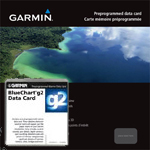 Garmin Proprietary g2 BlueChart Coverage Map