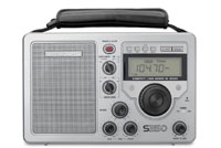 Grundig S350 AM/FM/SW Field Radio