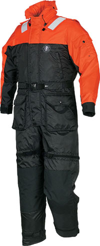 MS2175 Mustang Anti Exposure Coverall & Worksuit