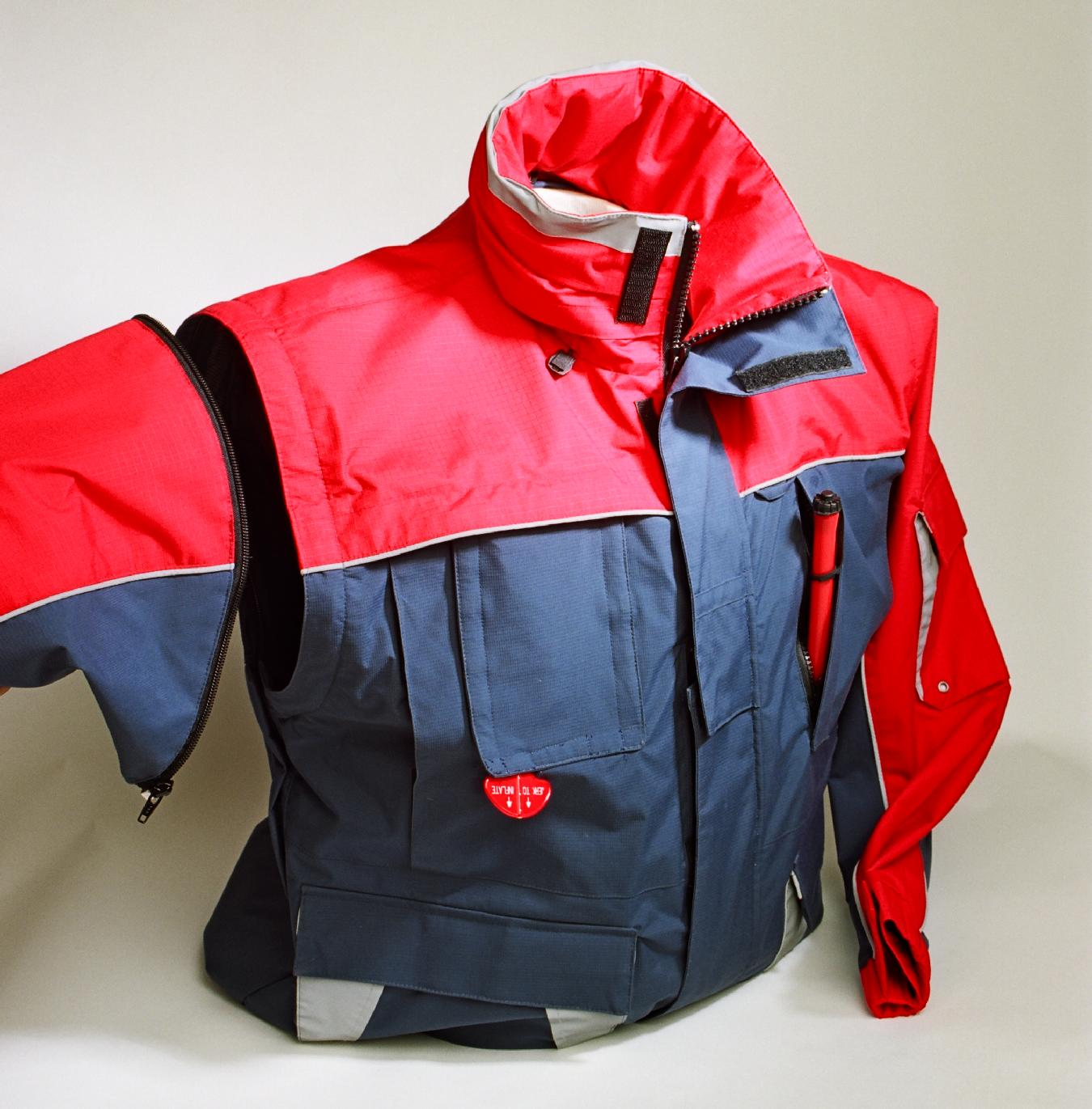 Orca Gear Inflatable Jacket