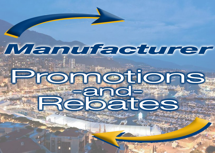Manufacturer's-Promotions