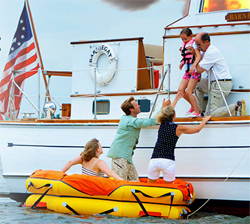 Switlik Offshore Passage Raft - Safety for Your Entire Family