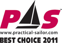 Velocitek ProStart Wins 2011 Practical Sailor Best Choice Award