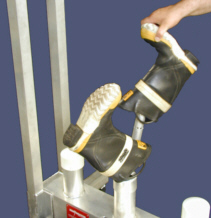Boots: Fully wet, approximately 90 minutes drying time. The drying times for the above items will be achieved by using the combination adapters.
